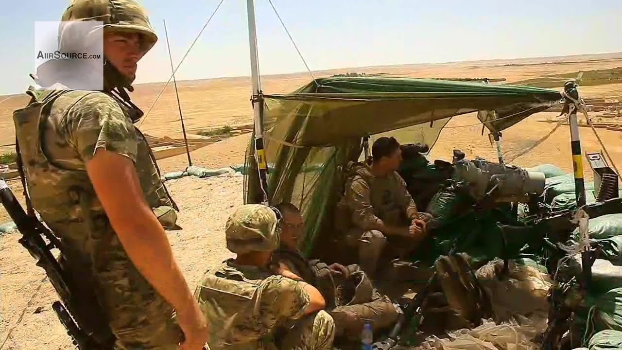 u s marines and georgian soldiers at combat outpost shukvani