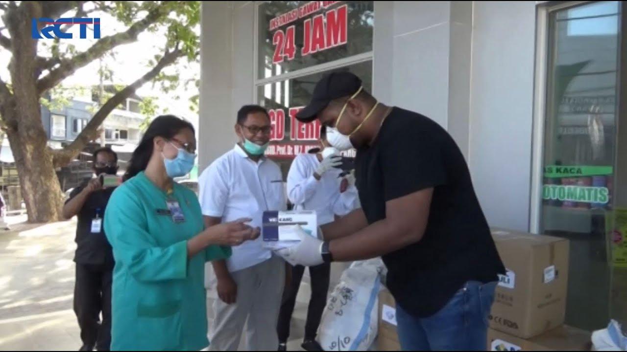 MNC Peduli Salurkan APD ke RSUD Johannes Kupang, Hasil Penggalangan Dana Andmesh - SIP 11/07