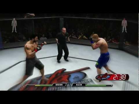UFC Undisputed 3 Прохождение карьеры Часть 5 PS3