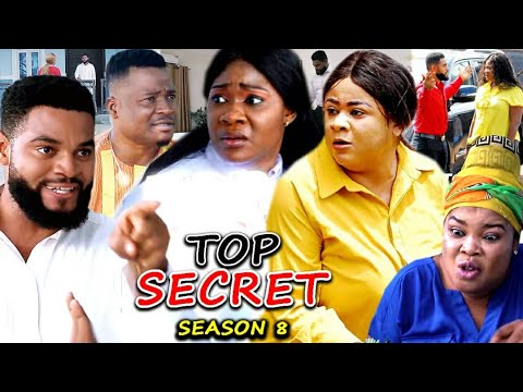 Download TOP SECRET SEASON 8 - Mercy Johnson 2020 Latest Nigerian Nollywood Movie Full HD | 1080p