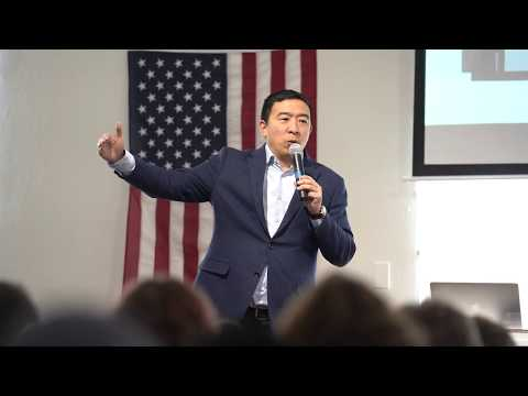 Andrew Yang's Powerpoint Presentation