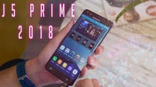 GALAXY J5 PRIME 2018... Samsung Finally Did Something GOOD!!😍⚡