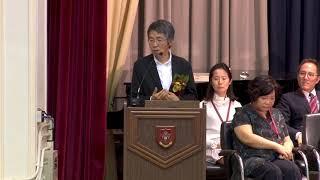 PTA Inauguration Day Mr. Kevin Lau Sharing