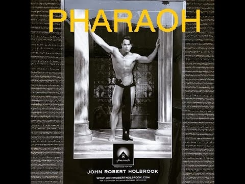 John Robert Holbrook - Pharaoh Cologne - First Impression - What?!?!