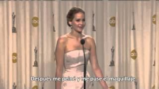 Y el Oscar al discurso más gracioso va para... (subtitulado)