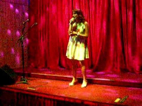 Karaoke - Flávia - 24/06/09