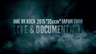 """ONE OK ROCK - ONE OK ROCK 2015 """"35xxxv""""JAPAN ..."""