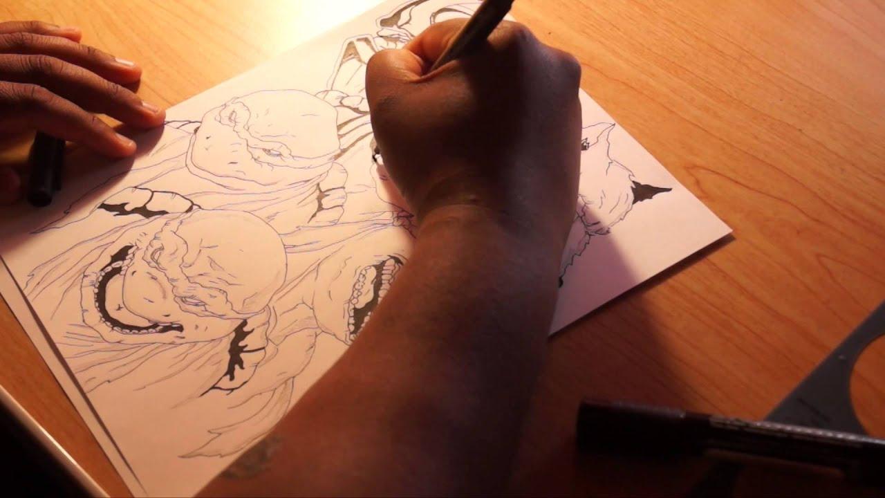 Teenage mutant ninja turtles 2014 drawing by bliss art youtube teenage mutant ninja turtles 2014 drawing by bliss art ccuart Gallery