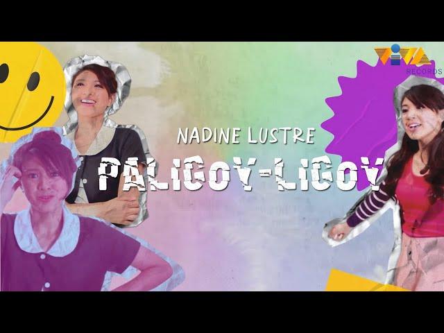 Paligoy-Ligoy (Lyric Video) - Nadine Lustre (DnP The Movie OST)