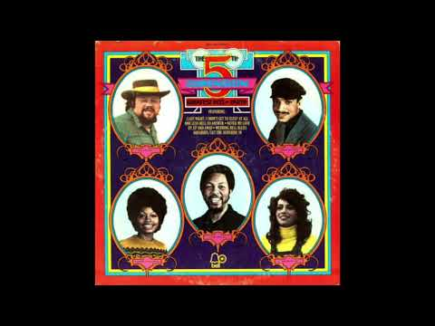 The 5th Dimension - Never My Love (Bell Records 1971)