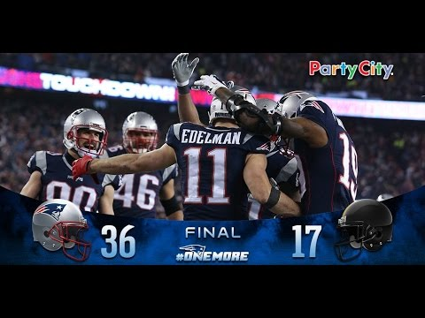 Super Bowl 51: New England Patriots vs. Atlanta Falcons!