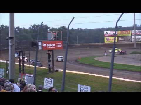 USMTS @ Deer Creek Speedway  Heat #2  9-24-2016
