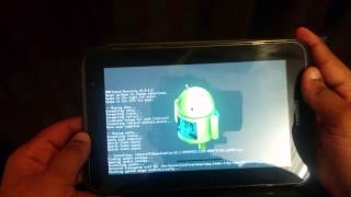 Flashing CM 12.1 Unofficial (Android 5.1) on Samsung Galaxy Tab 2 GT-P3100