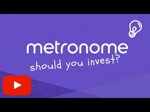 Metronome ICO - First cross-blockchain cryptocurrency review