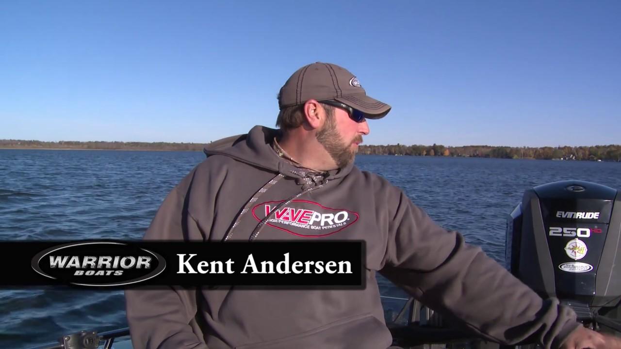 003566438b8f Pro Fishing Tip- Protiller 2 Steering System  Warrior Boats - YouTube
