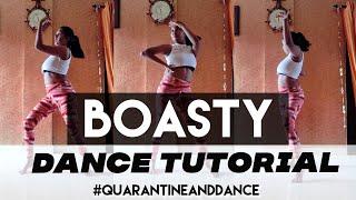 BOASTY - Wiley Ft. Stefflon Don ft. Sean Paul & Idris Elba | DANCE CHOREOGRAPHY | DANCE TUTORIAL