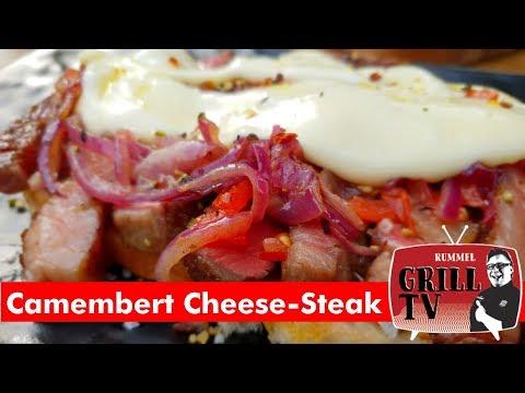 Camembert - Cheese - Steak