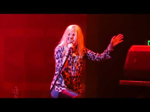 The Kills - Sour Cherry (Regent Theater, Los Angeles CA 8/13/18)