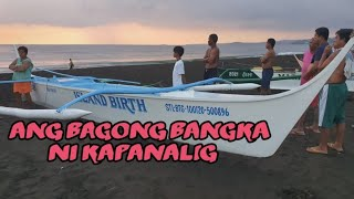 MAY BANGKA NA SI KAPANALIG | Louie Tv
