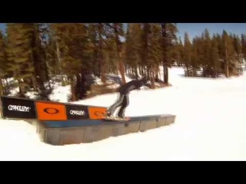 Snowboard with Tosh Banning - Air Abuse at Mammoth Mountain