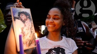 prince remembered by fans across america