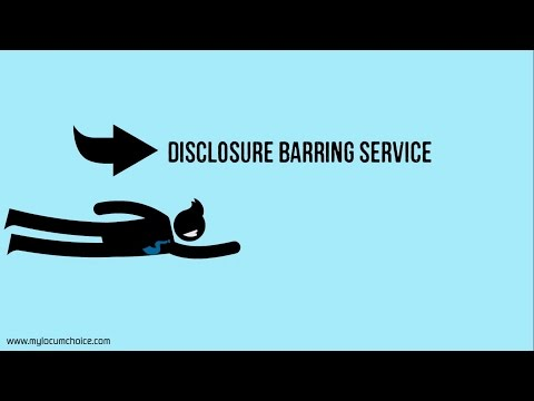Disclosure Barring Service (DBS) - My Locum Choice