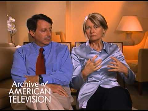 """Marcy Carsey and Tom Werner discuss creating """"The Cosby Show"""" - EMMYTVLEGENDS.ORG"""
