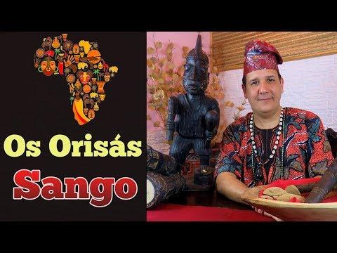Orisá Sango / Xangô - Série Os Orisás - Programa Universus #38