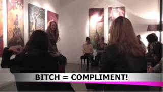 ASSERTIVENESS for WOMEN B.I.T.C.H is een compliment