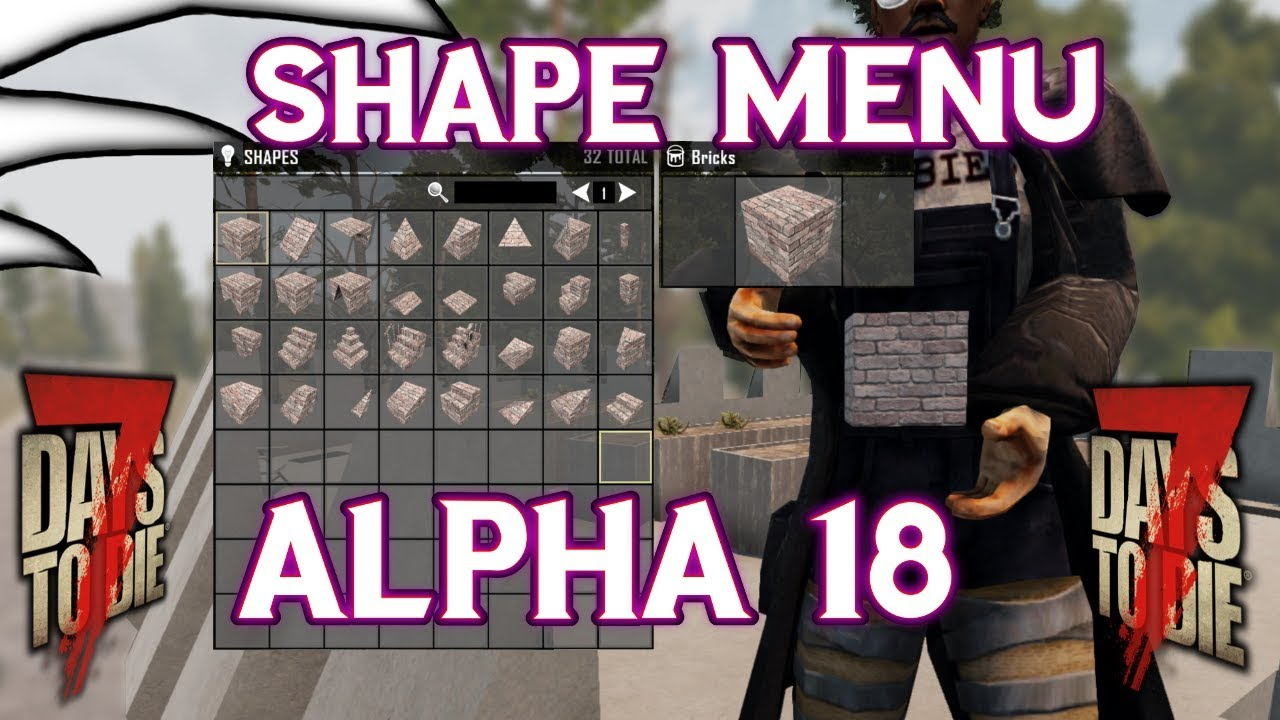 Quick Forge Guide 7 Days To Die Alpha 18 Youtube