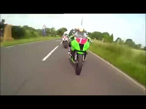 A corrida mais perigosa do mundo ISLE OF MAN