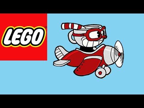 How to Build Lego Plane Cuphead