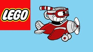 How to Build Lego Plane Cuphead