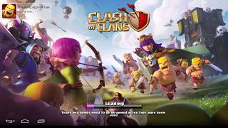 HOW TO PLAY CLASH ROYALE/CLASH OF CLANS ON A LAPTOP + GIVEAWAY!!