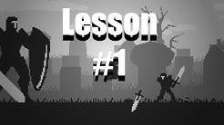 GameMaker Studio Tutorial - 2D Hack-n-Slash #1: FIRST LINE OF CODE