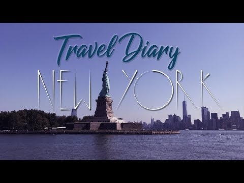 My travel diary - NEW YORK