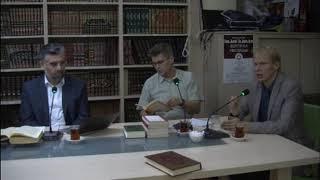 Finlandiyalı Luteryen Hristiyanlarla Görüşme