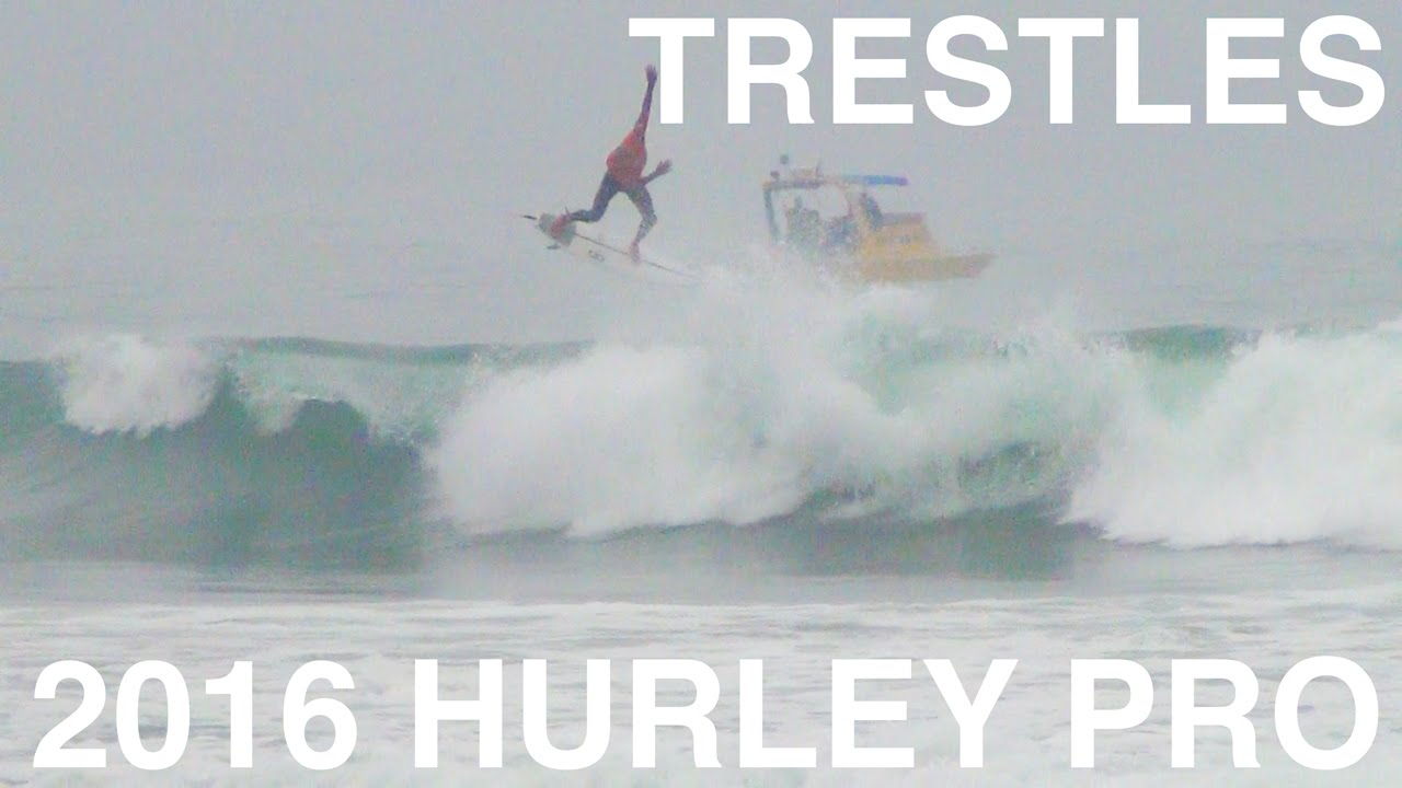 Hurley Pro at Trestles - September 10th 2016