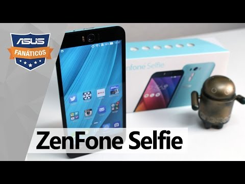 Teste Fanático: Zenfone Selfie com super câmera frontal de 13MP