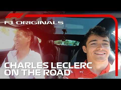 Charles Leclerc - On The Road | F1 TV Originals