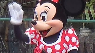 Classic Disney Characters Minnie & Mickey Mouse, and Friends!!