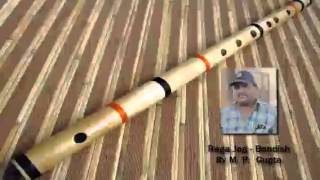 Raag Jog Bandish - Evening Raaga - Breathtaking Flute Music