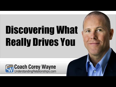 Discovering What Really Drives You