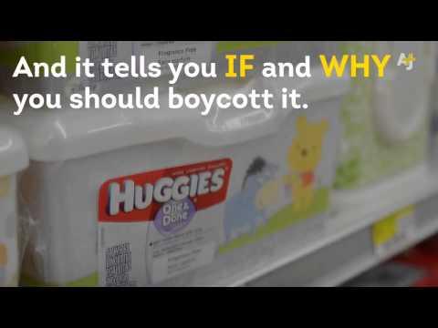 Boycott Application   Eye On Palestine