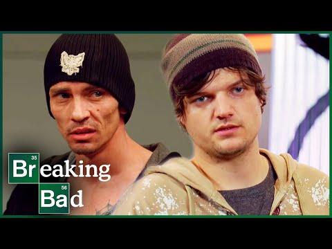 Skinny Pete And Badger #BreakingBad