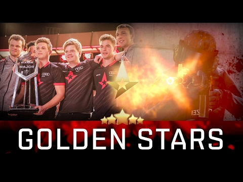 Golden Stars - ELEAGUE Major Final Fragmovie