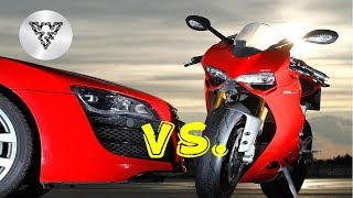 ¿Auto o moto? - Motovlog