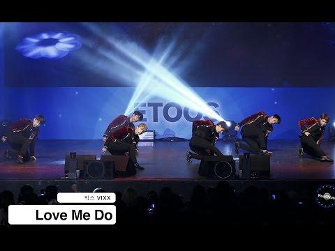 빅스 VIXX[4K 직캠]Love Me Do@1128 Rock Music