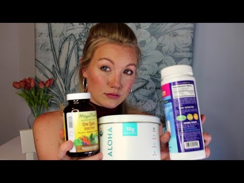 A Year Worth of Empties - Supplements