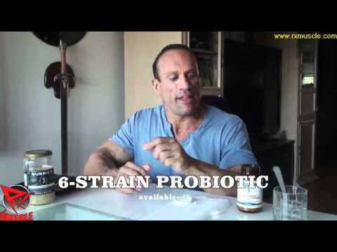 Dave Palumbo's MY LIFE Episode #11: The Best Probiotics